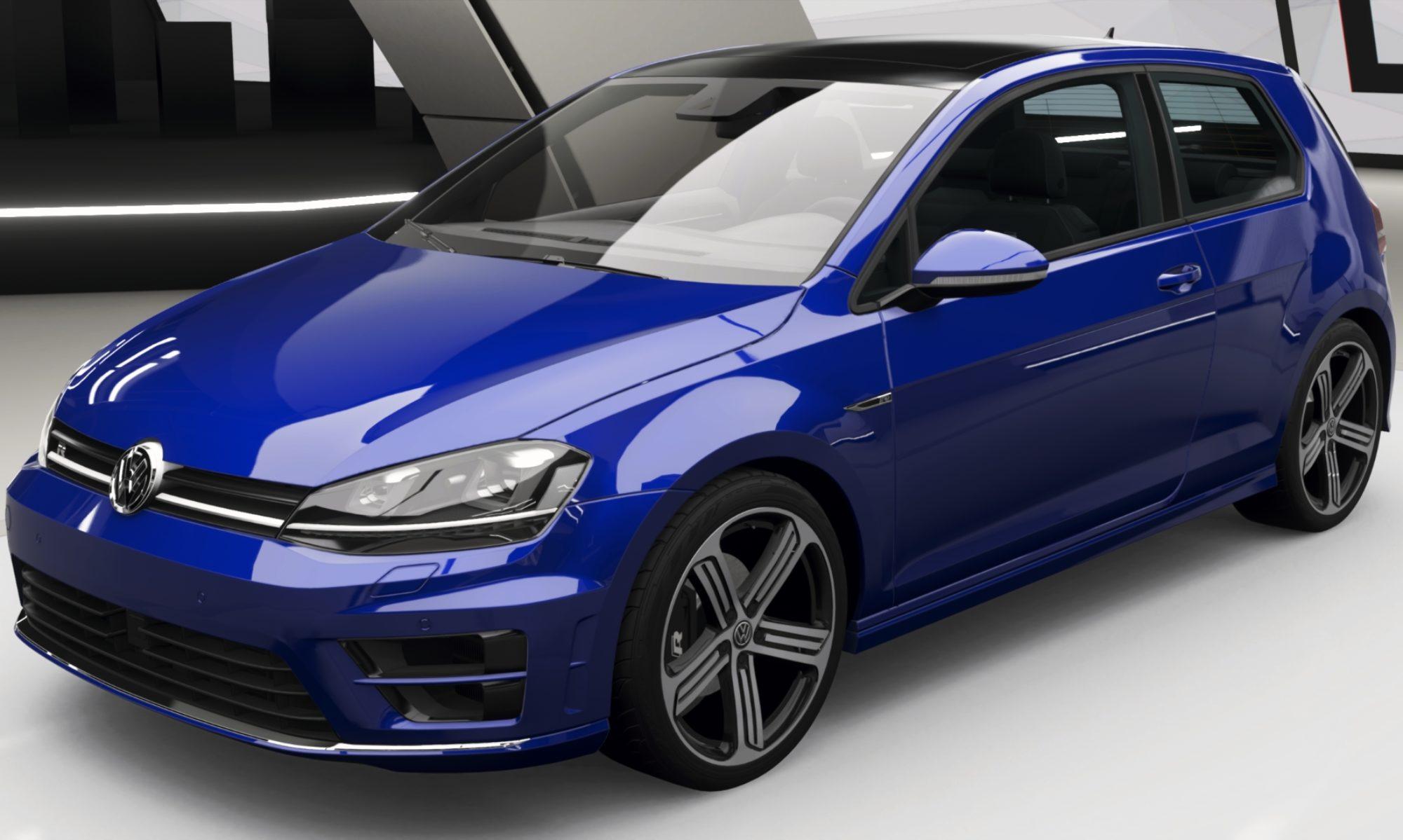 Volkswagen Golf R (300KM) DSG